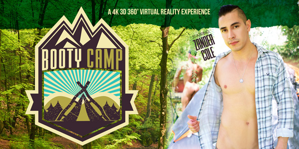 Booty Camp VR Porn Video