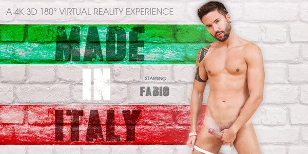 Made in Italy VR Porn Video
