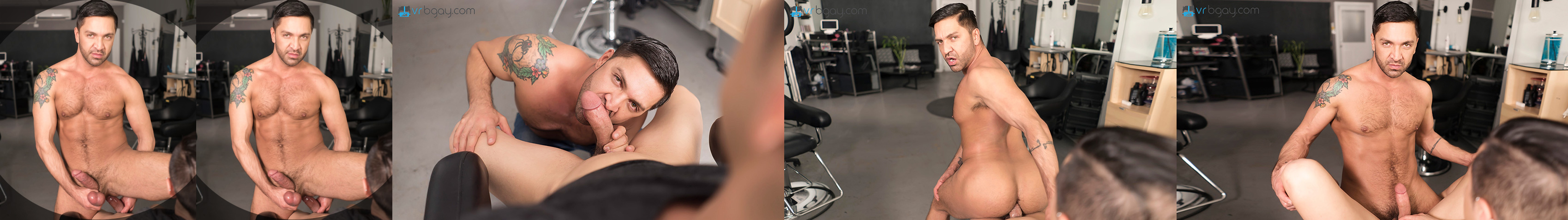 Watch Online and Download Meet the Barber VR Porn Movie with Dominic Pacifico