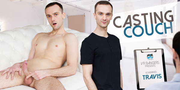 Casting Couch VR Porn Video